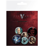 Vikings - Mix (Badge Pack)