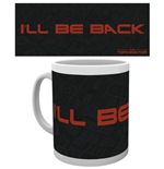 Terminator - I'll Be Back Text (Tazza)