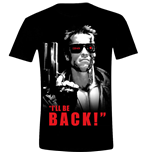 Terminator - I'LL Be Back (T-SHIRT Unisex )