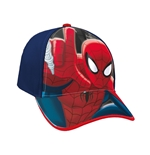 Cappello Spiderman Blu