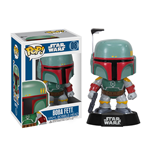 Star Wars Boba Fett  Personaggio Vinile