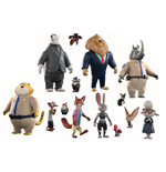 Zootropolis - Multi Pack 14 Personaggi