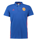 Polo Manchester United Adidas 3S 2016-2017