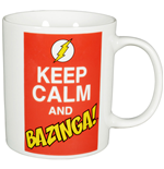 Tazza Big Bang Theory Keep Calm and Bazinga