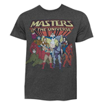 T-shirt Masters Of The Universe da uomo