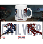 Tazza Captain America 219906