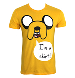 Adventure Time - I'M A Shirt Yellow (T-SHIRT Unisex )