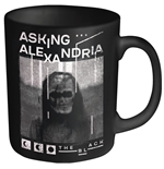 Asking Alexandria - The Black (Tazza)
