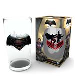Batman V Superman - Logo Large Glass (Bicchiere)