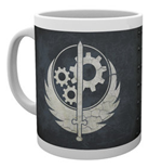 Fallout - Brotherhood Of Steel (Tazza)