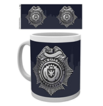 Gotham - Police Badge (Tazza)