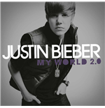 Vinile Justin Bieber - My World 2.0