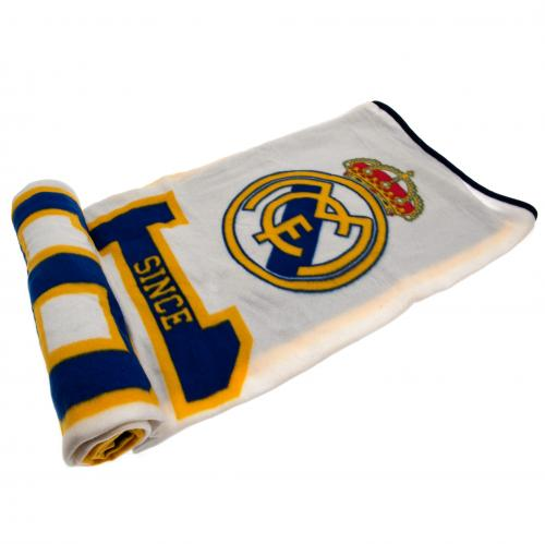 Coperta in pile Real Madrid