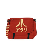 Atari - Ark Red With Japanese Logo (Borsa A Tracolla)