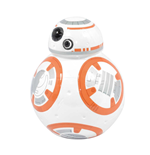Star Wars - Salvadanaio 3D In Ceramica Bb-8