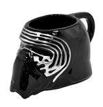 Star Wars - Kylo Ren (Tazza 3D In Ceramica)