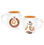 Star Wars - Deluxe Bb-8 (Tazza In Ceramica)