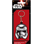Star Wars - Portachiavi In Plastica Captain Phasma