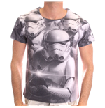 Star Wars - Troopers Full Printed (T-SHIRT Unisex )