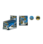 Dc Comics - Batman - 4 Magneti In Vetro