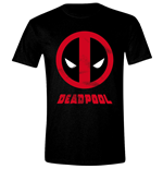Deadpool - Logo Name Black (T-SHIRT Unisex )