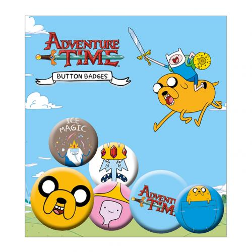 Set Spille Adventure Time