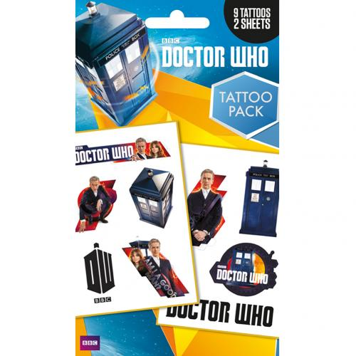 Tatuaggi Doctor Who 220428