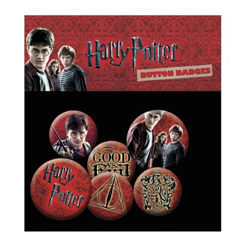 Spilla Harry Potter 220429