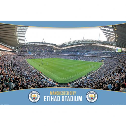 Poster Manchester City 220437