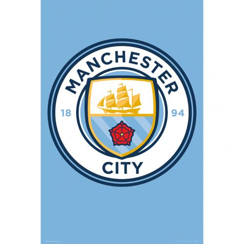Poster Manchester City