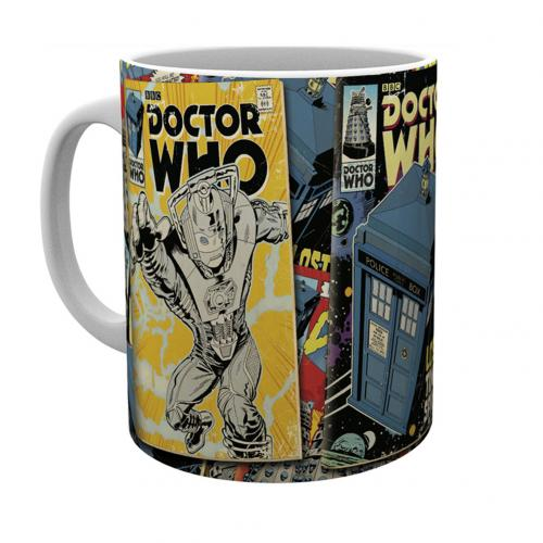 Tazza Doctor Who 220472