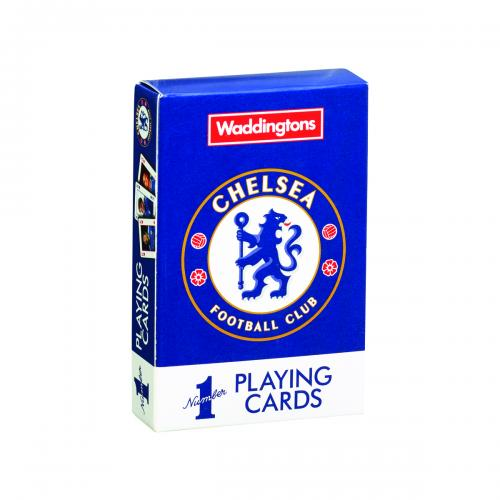 Carte da gioco Waddington Chelsea