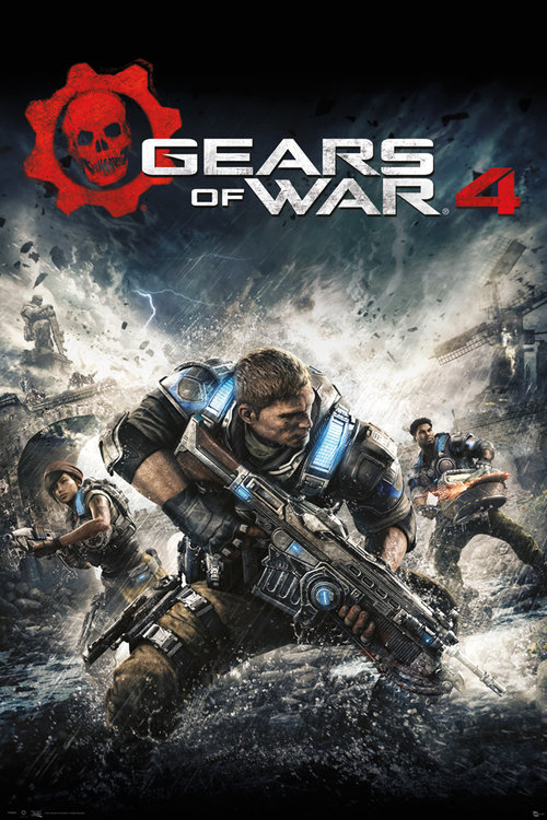 Poster Gears of War 220494