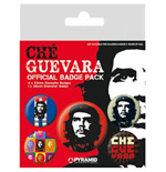 Che Guevara (Pin Badge Pack)
