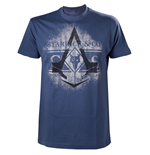 ASSASSIN'S Creed Syndicate - Blue Starrick & Co (T-SHIRT Unisex )