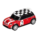 Carrera - Pull & Speed - Mini Cooper Rossa