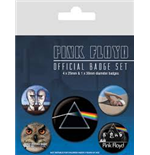 Pink Floyd (Pin Badge Pack)