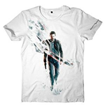 Quantum Break - Break Box Art (T-SHIRT Unisex )