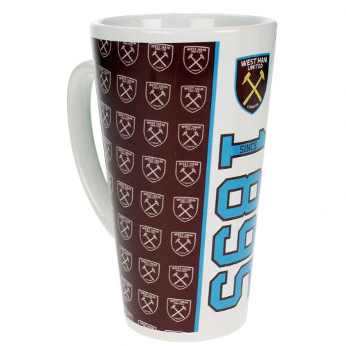 Tazza West Ham United Latte
