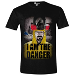 Breaking Bad - I Am The Danger (T-SHIRT Unisex )