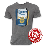 T-shirt Corona EXTRA Can Pop Top