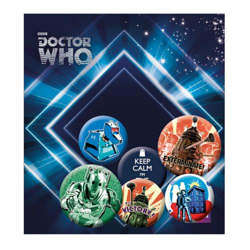 Spilla Doctor Who 220769