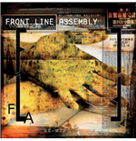 Vinile Front Line Assembly - Rewind (Yellow W Black Splatter Vinyl)
