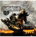 Vinile Front Line Assembly - Artificial Soldier (Cherry Coloured Vinyl)