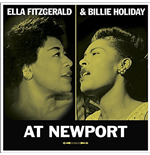 Vinile Ella Fitzgerald / Billie Holiday - At Newport