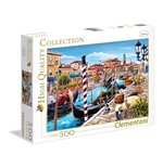 Puzzle 500 Pz - High Quality Collection - Venetian Lagoon