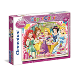 Puzzle 60 Pz - Principesse Disney - Royal Tea Party