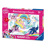 Ravensburger 05482 - Puzzle Da Pavimento 24 Pz - My Little Pony