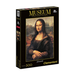 Puzzle 500 Pz - Museum Collection - Leonardo - Gioconda
