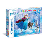 Puzzle Maxi 24 Pz - Frozen - Ice Skating